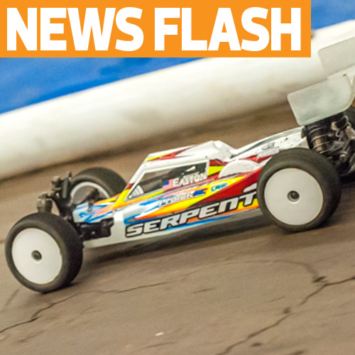 Serpent Debuts New SRX-4 4WD Buggy at Reedy Race
