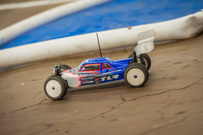 TLR's Ryan Maifield finally got the win he deserved and drove t the overall win in the last race.