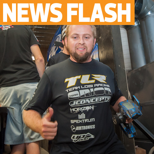 TLR's Ryan Maifield Wins the 2015 Reedy International Off-Road Race of Champions