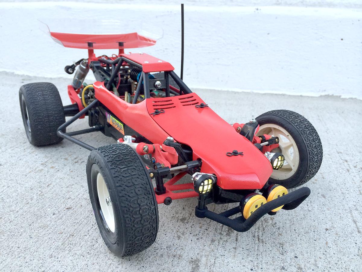 Tamiya Hornet Custom 1