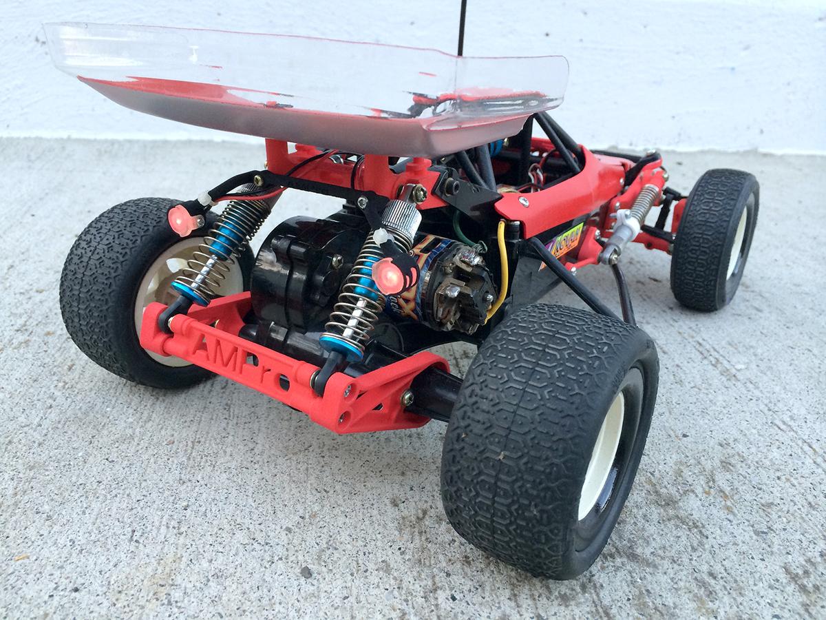 Tamiya Hornet Custom 5