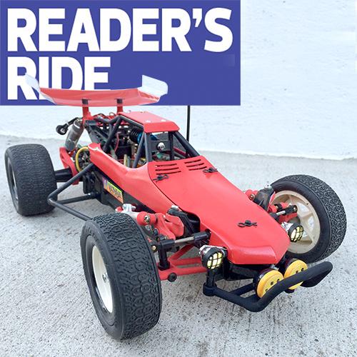 """Tamiya """"Super Fly"""" Hornet Reader's Ride by Alberto Massarotto"""