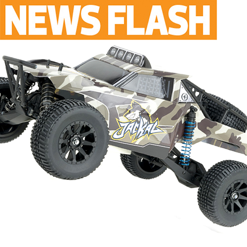 Thunder Tiger Announces New Trophy Truck, Buggy & Monsters – Nuremberg News
