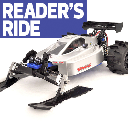 "Traxxas ""BackSlush"" by Scott Oney [Reader's Ride]"