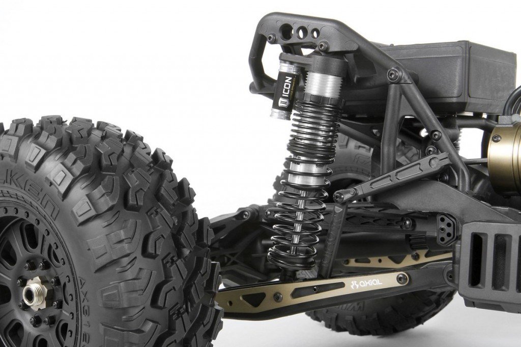 Axial Yeti XL Kit 3