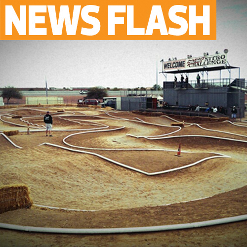 TLR's Maifield and HB/HPI's David Ronnefalk take Pro Buggy and Truggy at The 2015 Dirt Nitro Challnge.