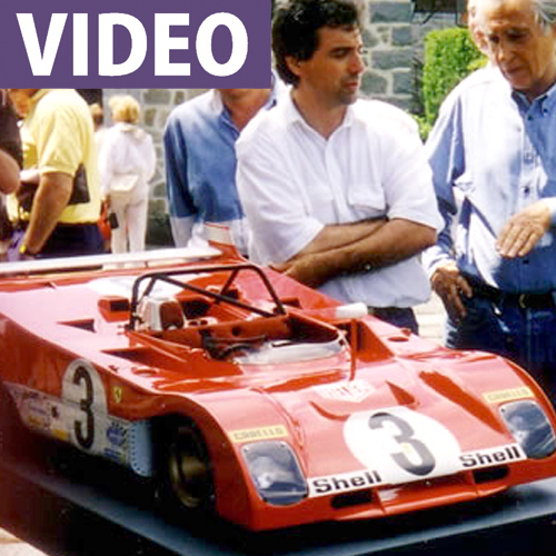 Ferrari 312 with Functional 12-Cylinder Engine, the Ultimate Scale Build!
