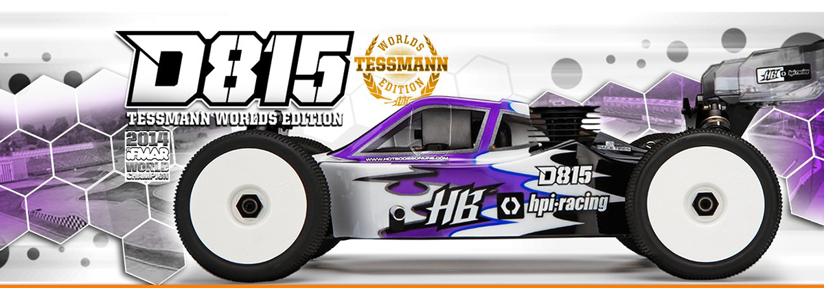 HB D815 Tessmann Edition 2