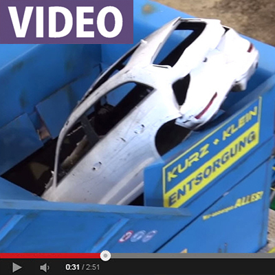 "RC Scrap Yard Shreds ""Junkers"" For Real! VIDEO"