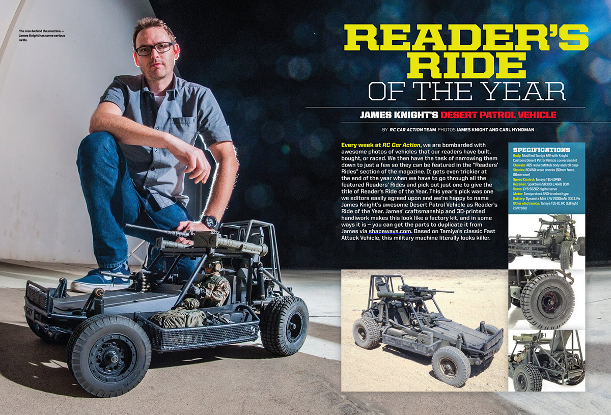 Readers Ride of the Year 1