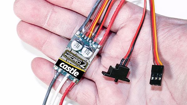 Sidewinder Micro 2 ESC 2
