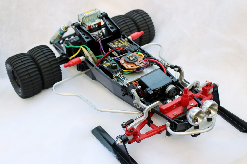Tamiya Grasshopper Snow Hopper