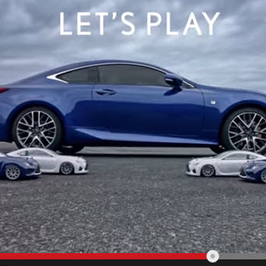 Associated Apex RTRs Star in Superbowl Commercial