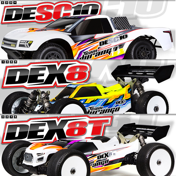 Team Durango Announces New Off-Road Racing Lineup