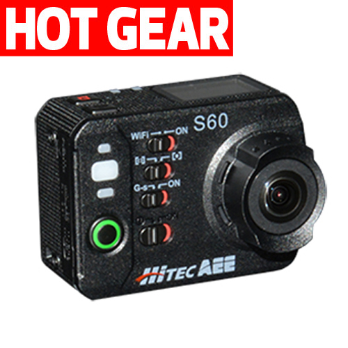 Hitec Announces News MD10 & S60 Action Cameras