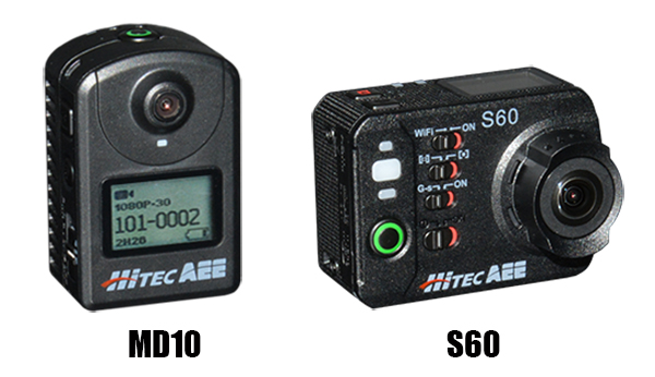 Hitec Action Camera MD10 S60