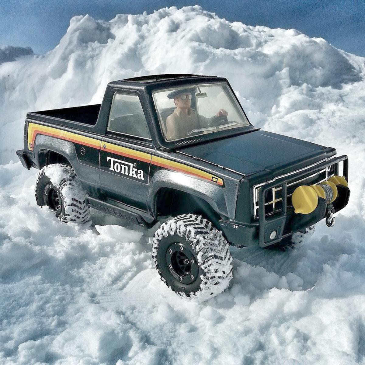 Tonka-Tough Bronco Vaterra Ascender Reader's Ride [VIDEO]