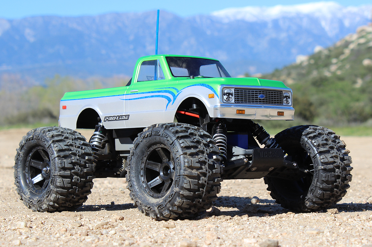 Pro-Line Contest Traxxas Stampede E-Newsletter Giveaway Monster Truck