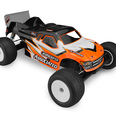 JConcepts Announces Finnisher Body and Ti Turnbuckles for Associated T5M