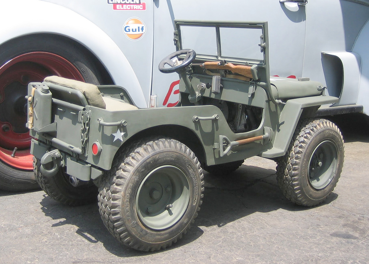 Jeep one third scale