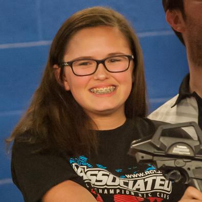 13 Year Old Rising Star Kamryn Ayers Shines at Cactus Classic