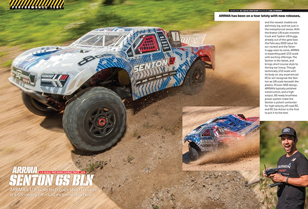 May Rc Car Action On Sale Now Rc Car Action