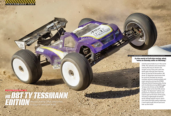 May RC Car Action HB Tessmann Edition