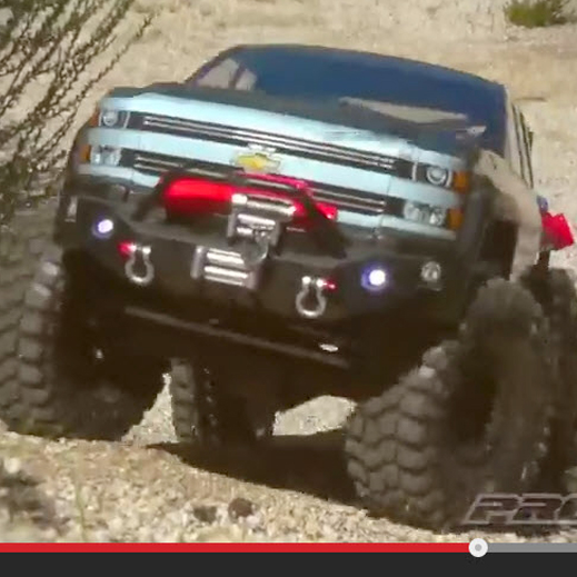 Pro-Line's New Silverado Crew Cab and Flat Iron XLs Roll Out [VIDEO]