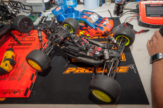 Dakotah Phend's TLR 22T 2.0.