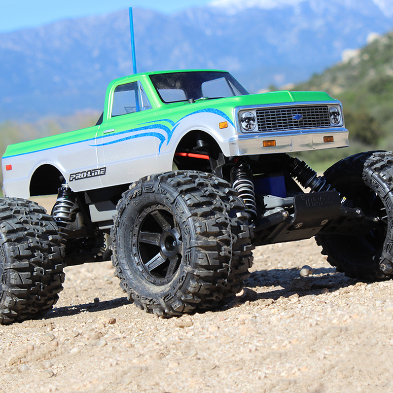 Pro-Line Bodied Traxxas Stampede We Just Gave Away