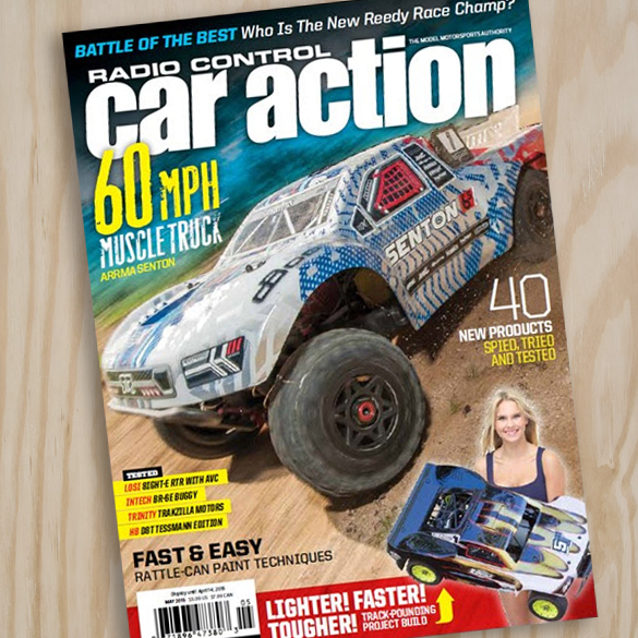 May RC Car Action On Sale Now!