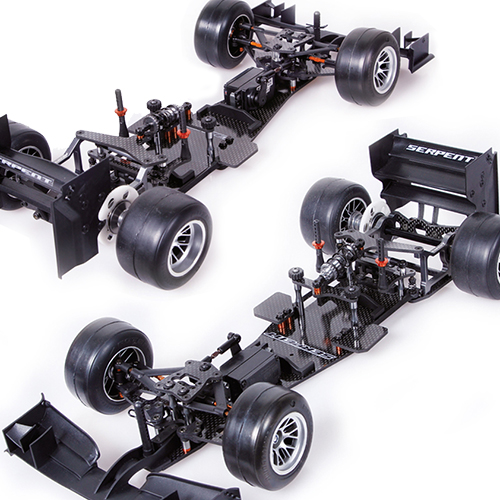 Serpent Announces F110 Formula 1/10 EP SF2