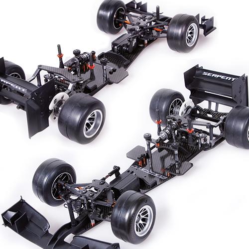 Serpent Announces F110 Formula 1/10 EP SF2