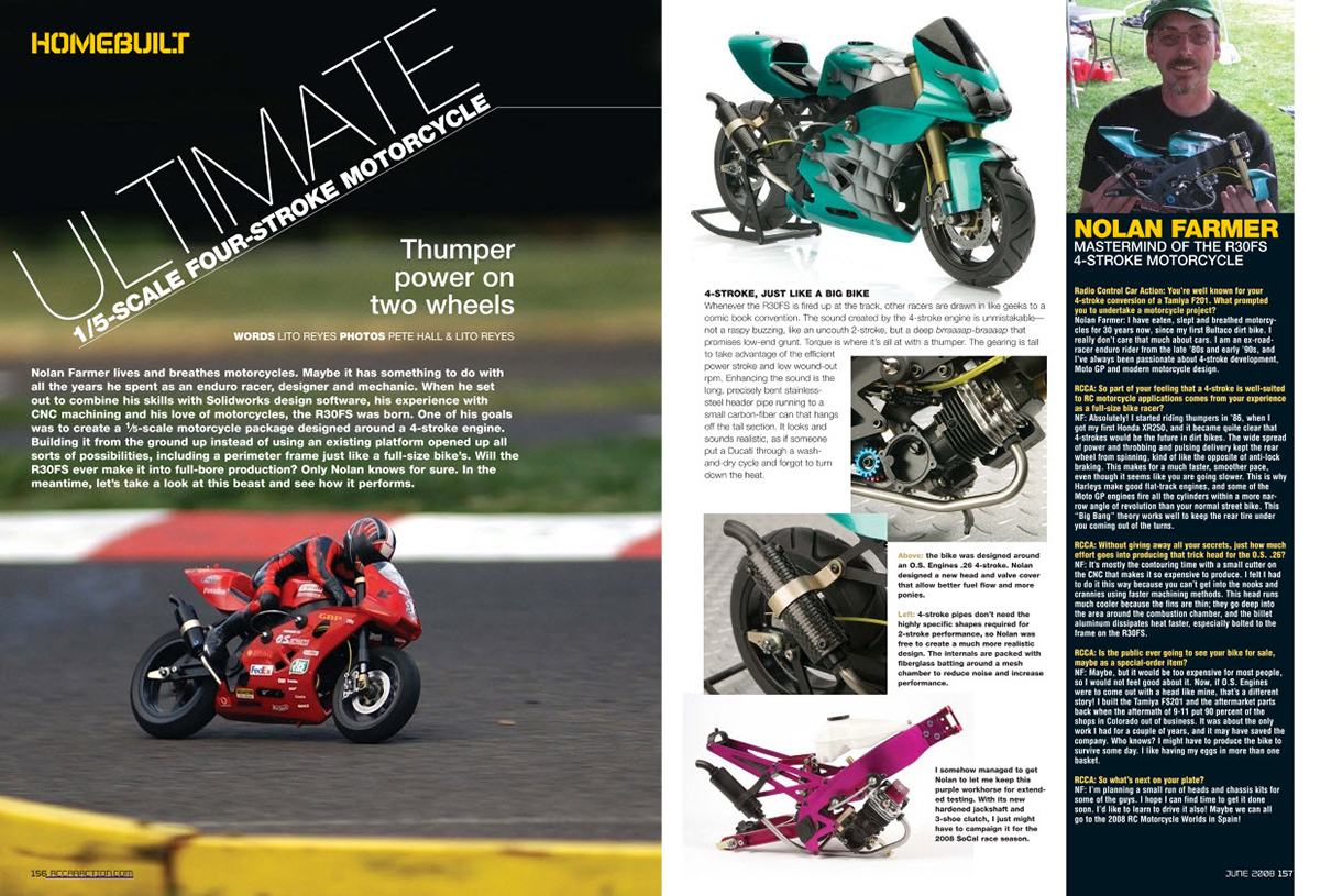 Superbike Spread 1