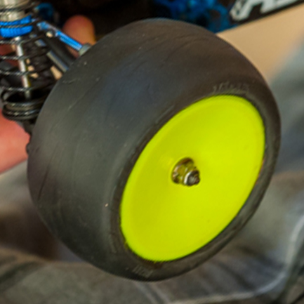 Cactus Classic: The Tire Wars Have Begun
