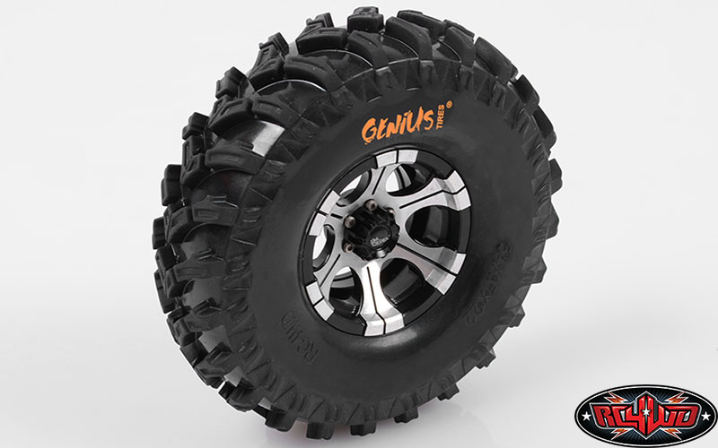 RC4WD Genius Sem Fronteira 2.2 Scale Tires