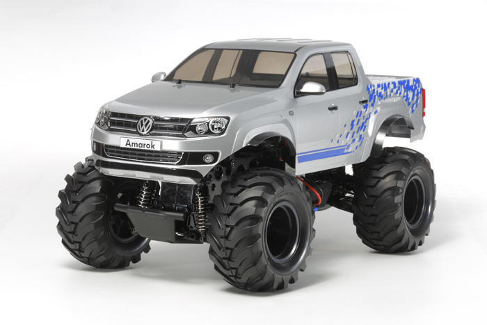Tamiya Announces New VW Amarok and Pre-Painted FJ Cruiser Kits