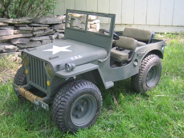 third scale jeep 3
