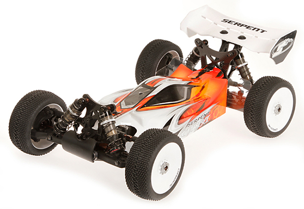 Serpent Cobra E 2.1 1/8 4WD Buggy