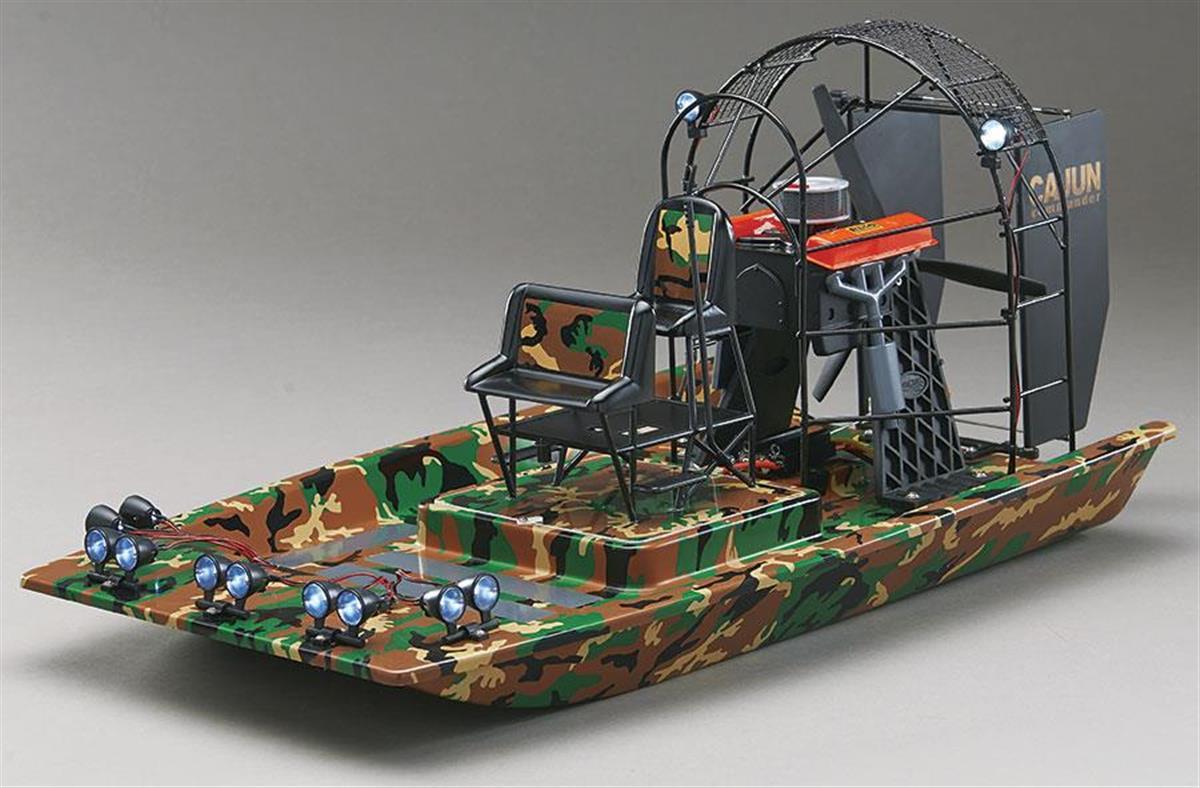 Aquacraft Cajun Commander Hobbico studio