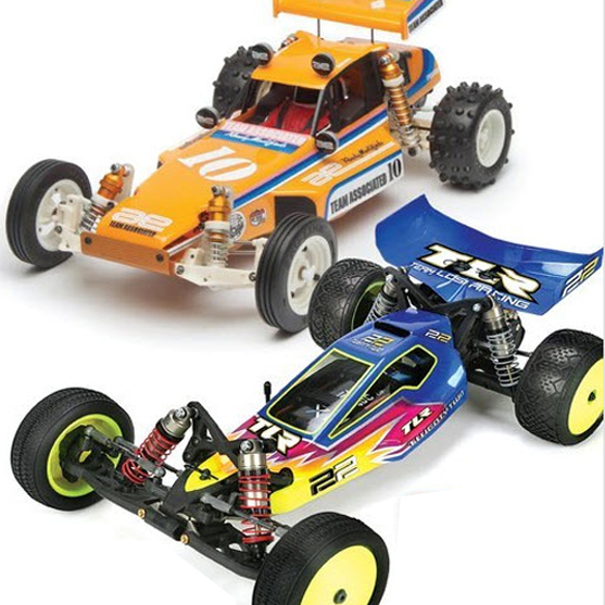 Are These the Best-Looking RC Cars of All Time?