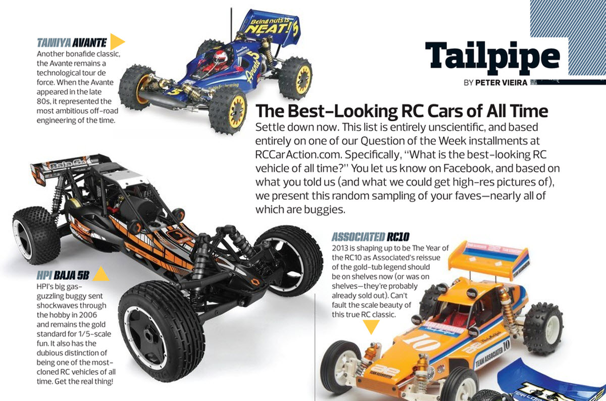 Best Looking RC Cars 1