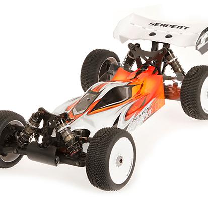 Serpent Announces New Cobra E 2.1 1/8 4WD Buggy