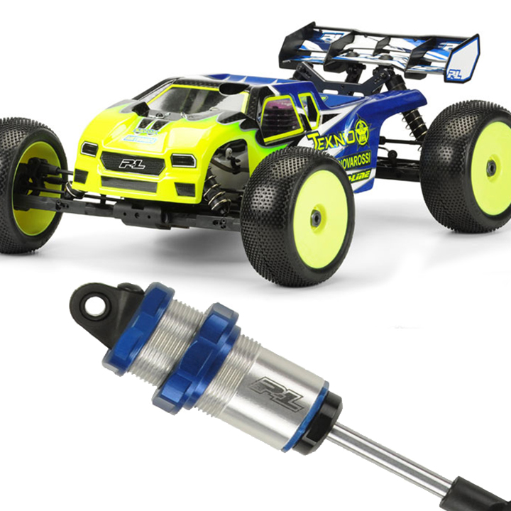 Pro-Line Announces New Gear for Tekno NT48 & SCT410, Pro-Spec Shocks for 1/0 Buggy, More