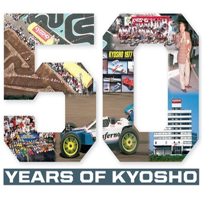 50 Years of Kyosho
