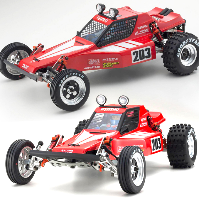 Kyosho Brings Back the Tomahawk
