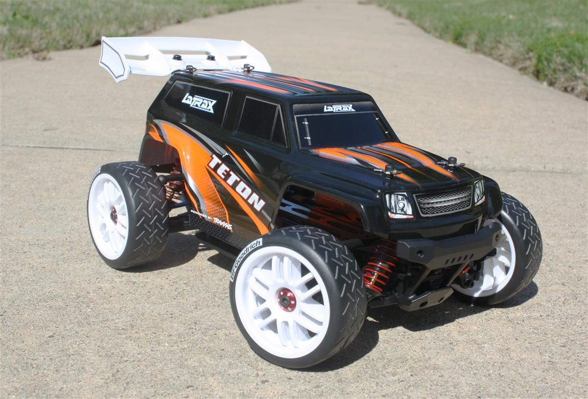 Latrax Teton Fully Optioned Weekend Project Rc Car Action