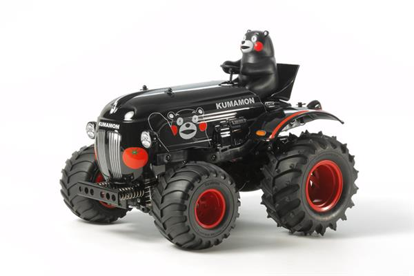 RC Tractor Kumamon Version - WR02G