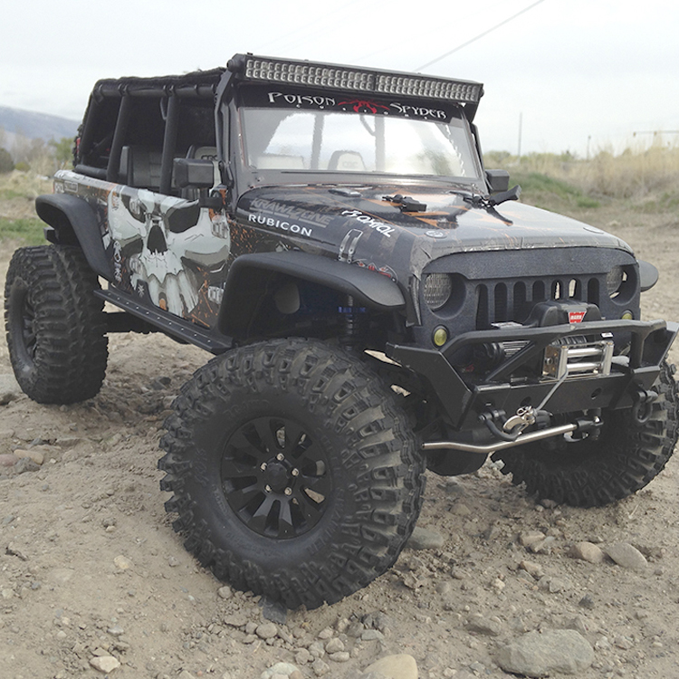 Axial SCX10 C/R Edition by Richard Derry [Reader's Ride]