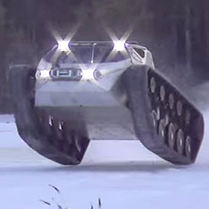 This Crazy High-Performance Tank-Thing Needs to Be Radio Control NOW [VIDEO]